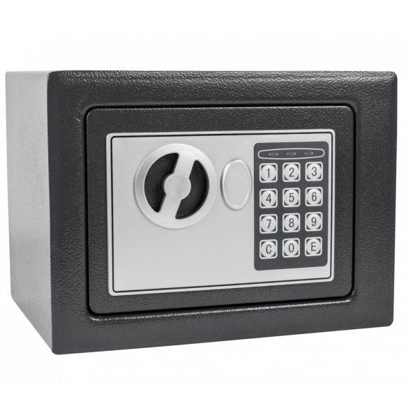 HomeSafe Star1 bútorszéf elektronikus zárral 170x230x170mm
