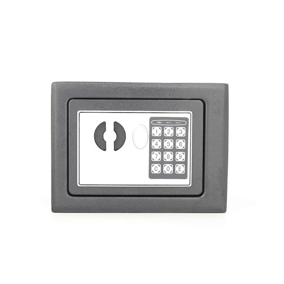 HomeSafe Star1 bútorszéf elektronikus zárral 170x230x170mm