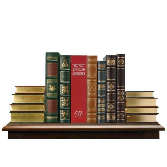 Mini Booksafe köny alakú értékkazetta 180x115x55mm