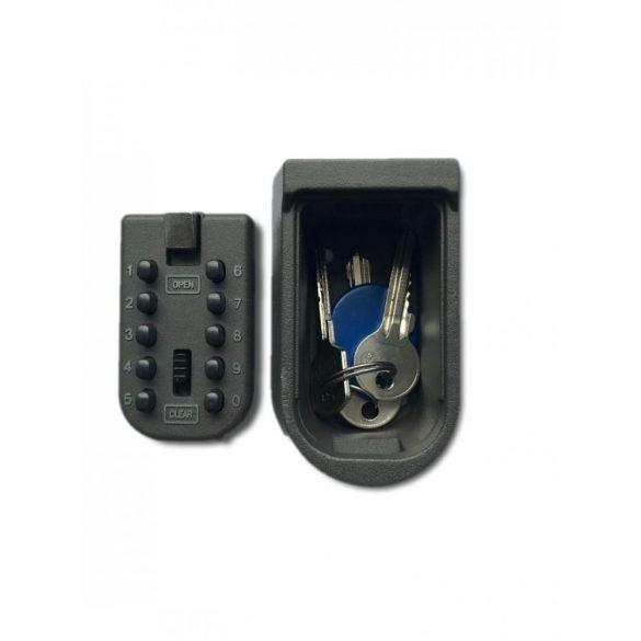 KeySafe Keeper kültéri kulcstároló doboz 105x65x55mm