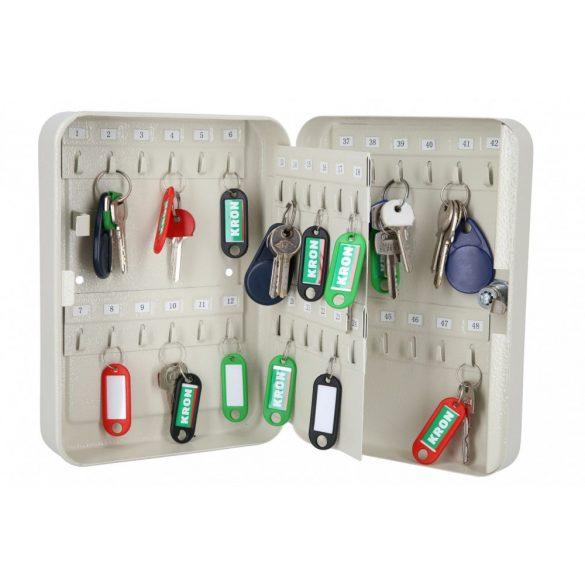 Keyholder 48 kulcskazetta 250x180x75mm