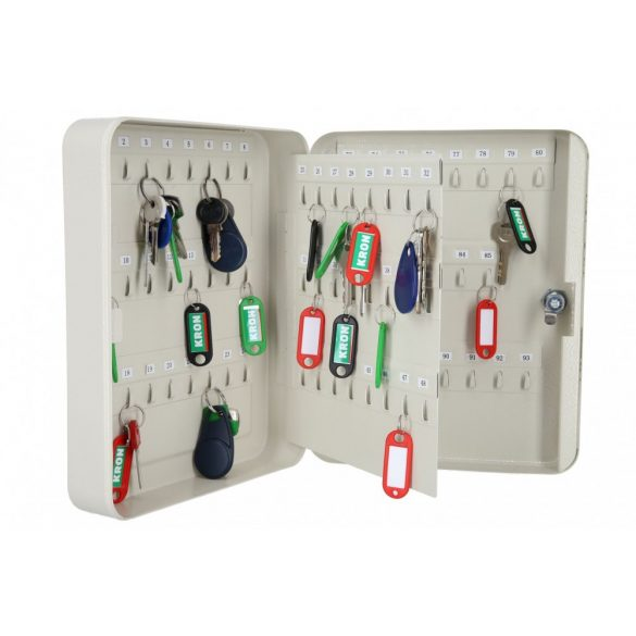 Keyholder 93 kulcskazetta 300x240x75mm