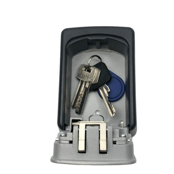 Imoby kulcstároló mechanikus számzárral 120x88x40mm