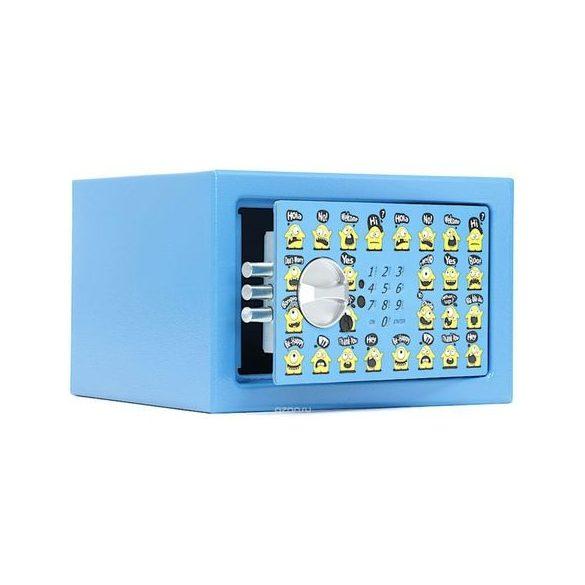 Kronberg Smile bútorszéf gyerekeknek elektronikus zárral 170x260x230mm