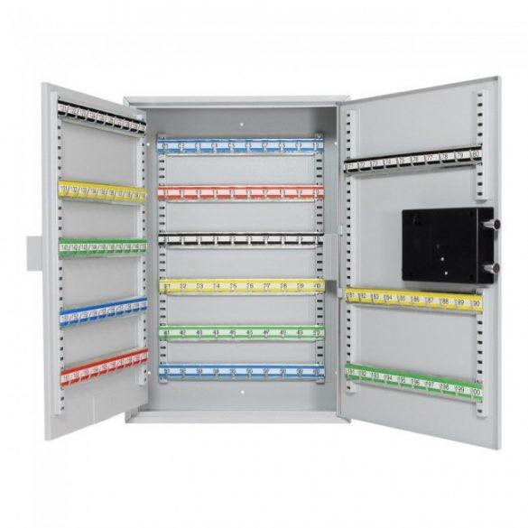 Kronberg KS200 kulcsszekrény elektronikus zárral  550x380x140mm