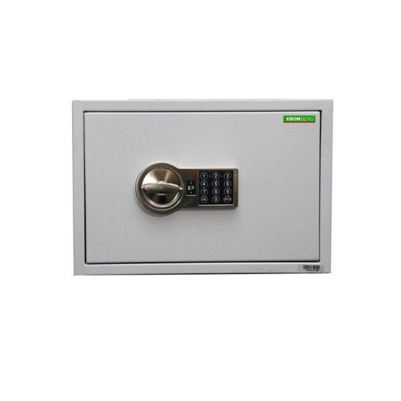 Kronberg IVT290 páncélszekrény elektronikus zárral 290x350x300mm
