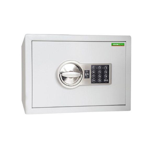 Kronberg IVT300 páncélszekrény elektronikus zárral 300x445x400mm