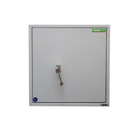 Kronberg IVT450 páncélszekrény kulcsos zárral 450x445x400mm