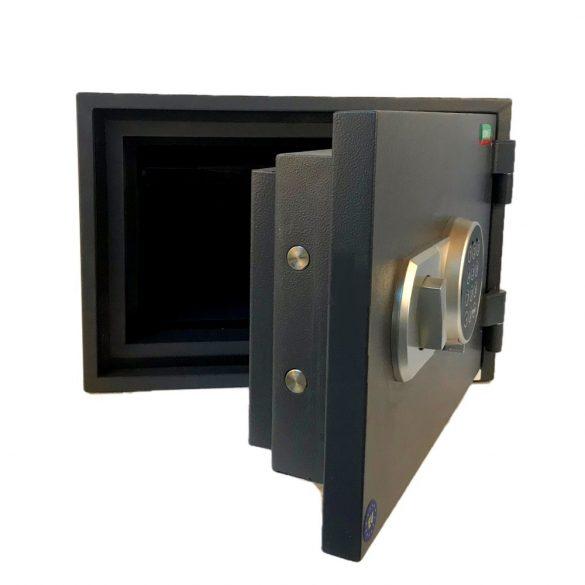 Kronberg Fire30 tűzálló páncélszekrény elektronikus zárral 296x430x365mm