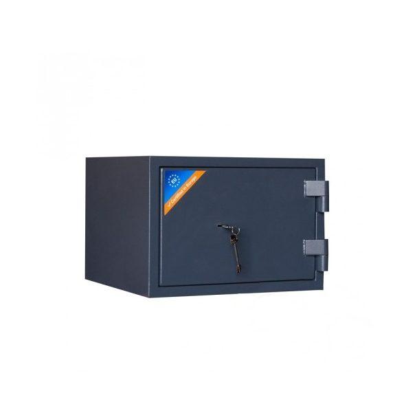 Kronberg ProFire32 tűzálló páncélszekrény kulcsos zárral 315x445x450mm