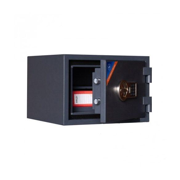 Kronberg ProFire32 tűzálló páncélszekrény elektronikus zárral 315x445x450mm