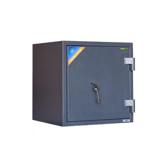 Kronberg ProFire46 tűzálló páncélszekrény kulcsos zárral 460x440x450mm