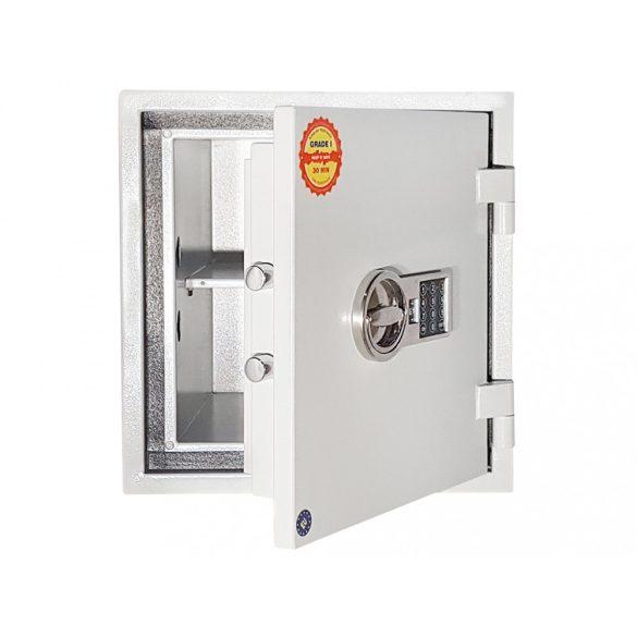 Kronberg ProFire46 tűzálló páncélszekrény elektronikus zárral 460x440x450mm