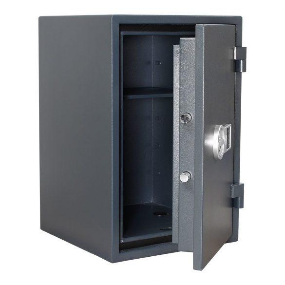 Kronberg FireProfi71 tűzálló páncélszekrény elektronikus zárral 710x485x450mm