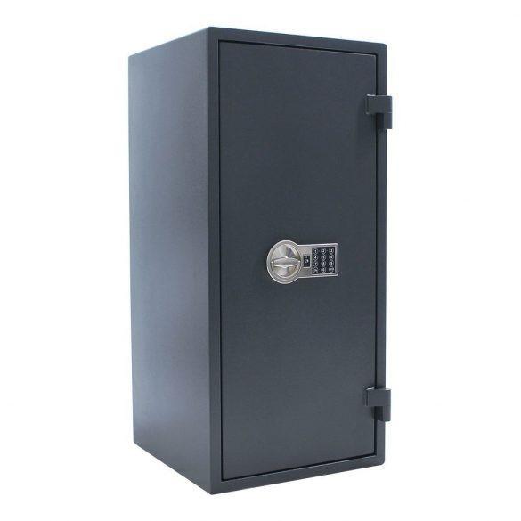 Kronberg FireProfi170 tűzálló páncélszekrény elektronikus zárral 1700x711x580mm