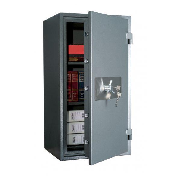 Kronberg ProFire Guard98 tűzálló és betörésbiztos páncélszekrény kulcsos zárral 980x545x455mm