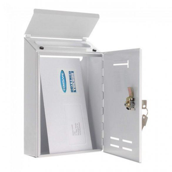 Standard I postaláda fehér színben 260x170x60mm