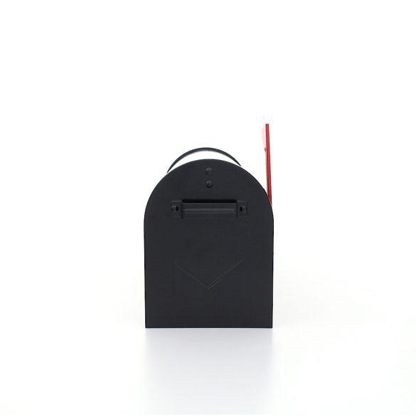 Mailbox ALU US postaláda fekete színben 220x165x480mm