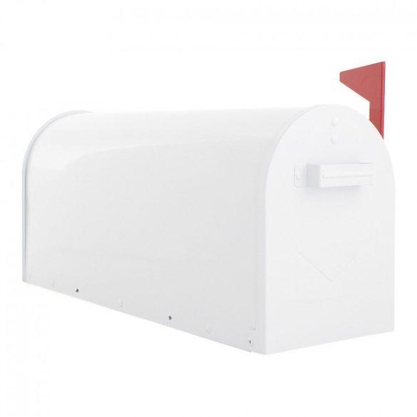 Mailbox ALU US postaláda fehér színben 220x165x480mm