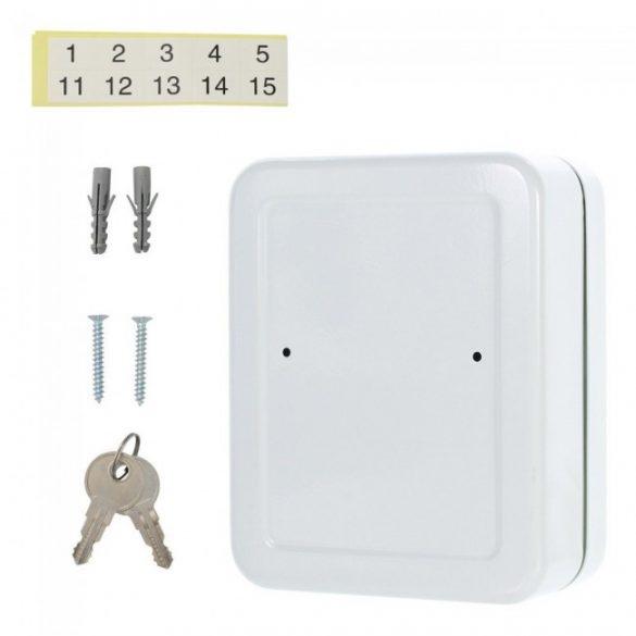 TS 20 Kulcskazetta 205x165x85mm