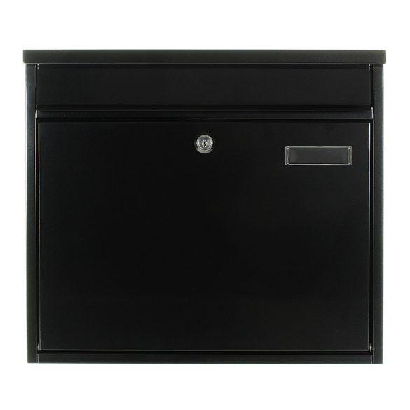 Hochhaus II postaláda fekete színben 315x360x115mm