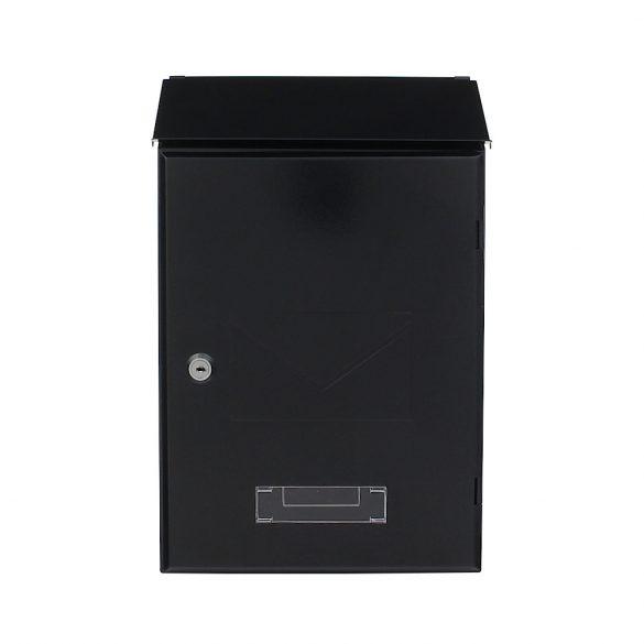 Pisa postaláda fekete színben 360x235x95mm
