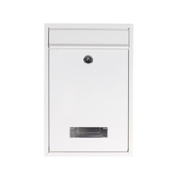 Tarvis postaláda fehér színben 320x215x90mm