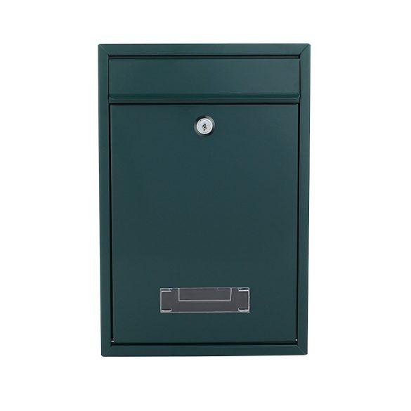 Tarvis postaláda zöld színben 320x215x90mm