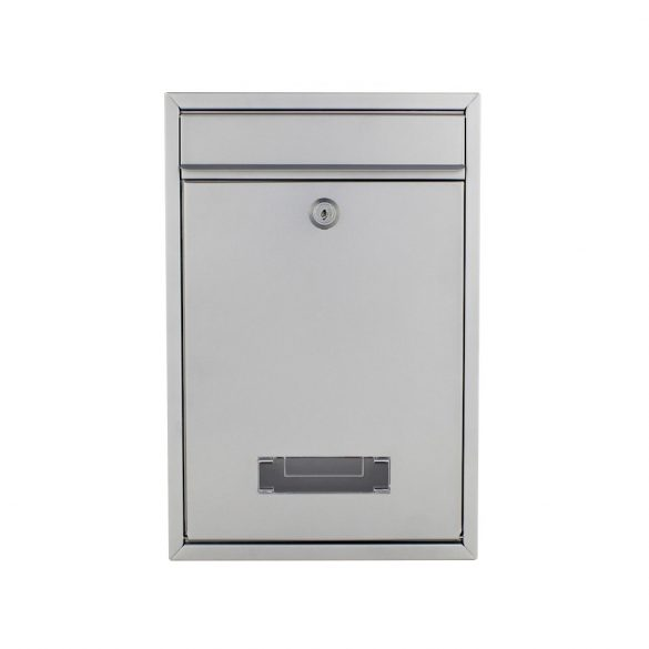 Tarvis postaláda ezüst színben 320x215x90mm