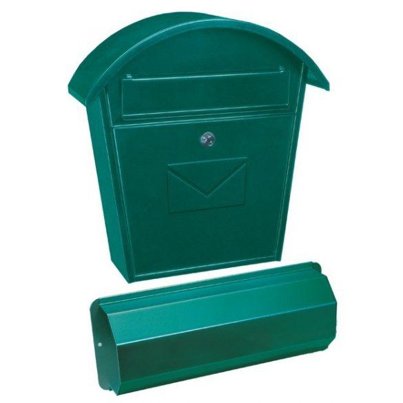 Aosta Set postaláda újságtartóval zöld színben 515x402x132mm