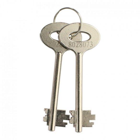 Dolomit1 faliszéf kulcsos zárral 240x350x150mm