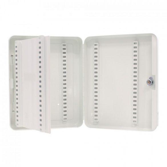 SK 40 kulcstároló szekrény 300x245x85mm
