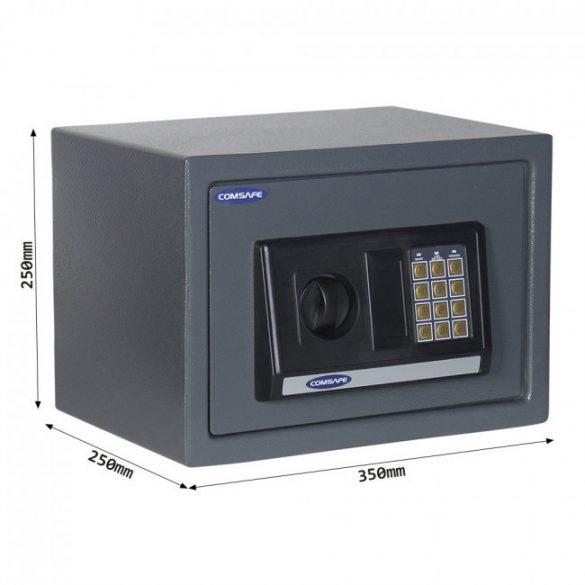 Atlantis1 bútorszéf elektronikus zárral 250x350x270mm