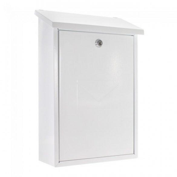 Parma postaláda fehér színben 400x270x115mm