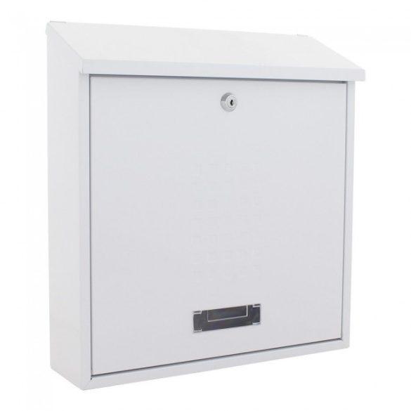 Bolzano postaláda fehér színben 400x365x115mm