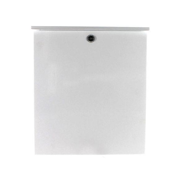 Luna postaláda fehér színben 407x317x115mm