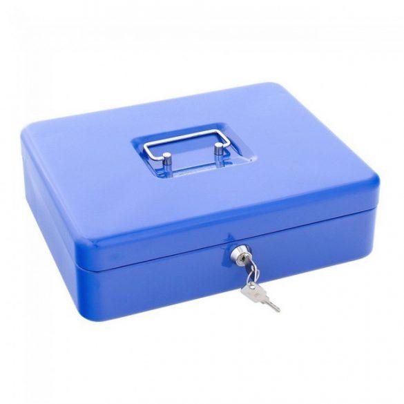 Wien pénztár euró érmetálcával kék színben 90x300x240mm