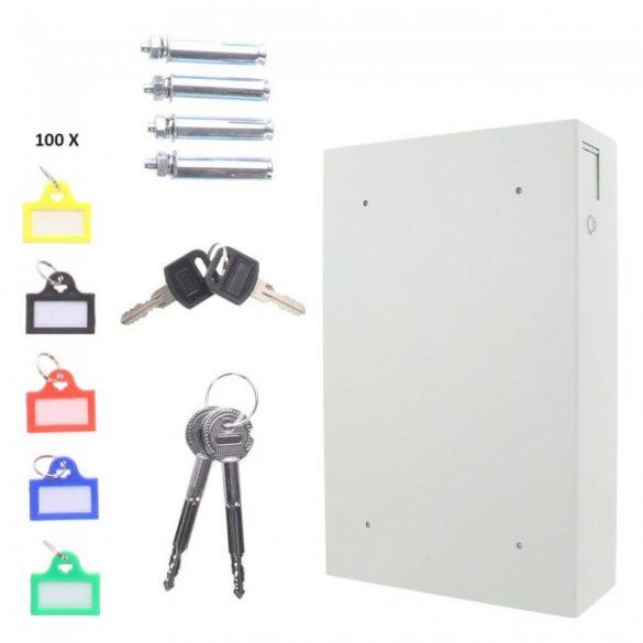 Keytronic 100 kulcstároló széf elektronikus zárral 550x350x130mm