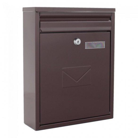 Como postaláda barna színben 320x250x85 320x250x85mm