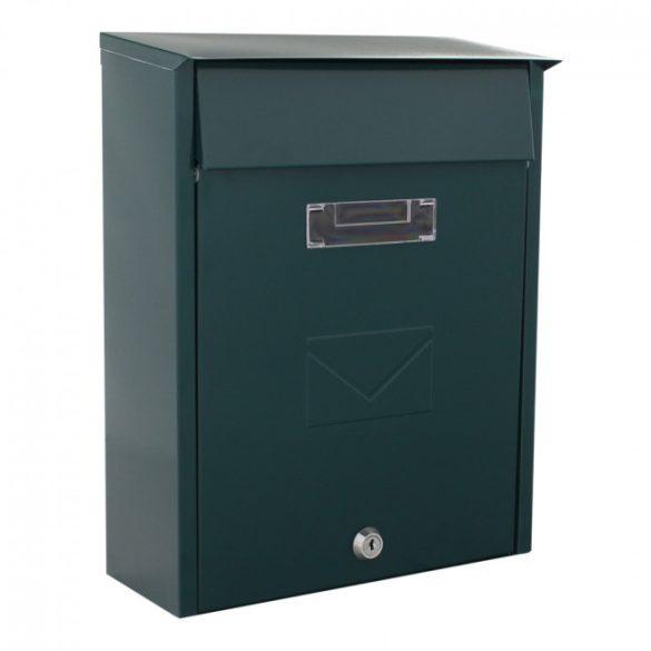 Tivoli postaláda zöld színben 335x260x120mm