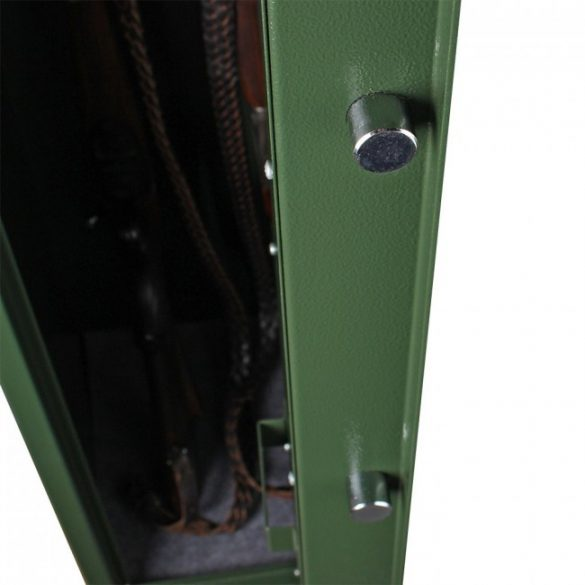 Guntronic5 fegyverszerkény elektronikus zárral 1450x300x340mm