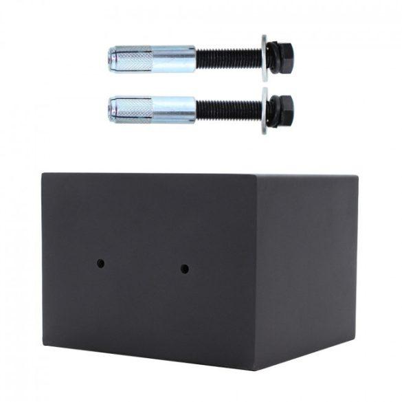 Toscana40 páncélszekrény elektronikus zárral 300x420x390mm