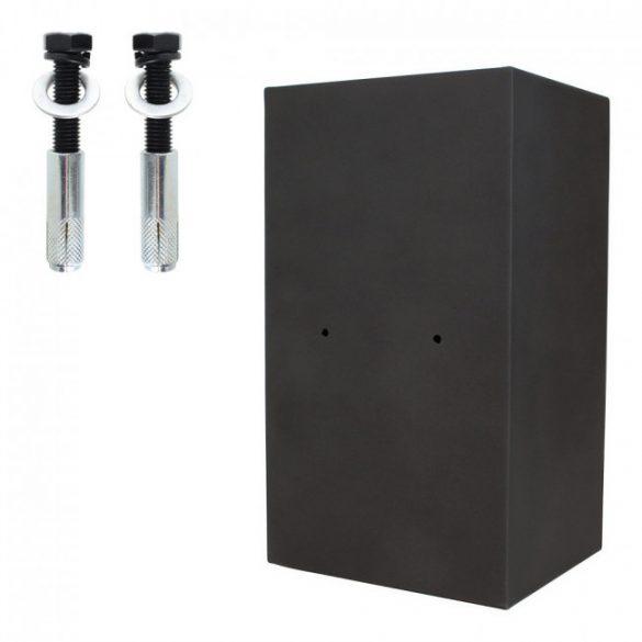 Toscana85 páncélszekrény elektronikus zárral 860x490x410mm