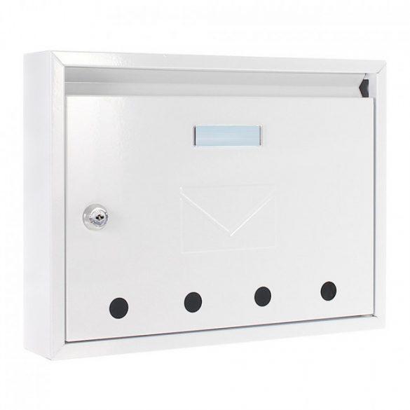 Imola postaláda fehér színben 240x320x60mm