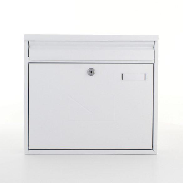 Teramo postaláda fehér színben 320x360x80mm