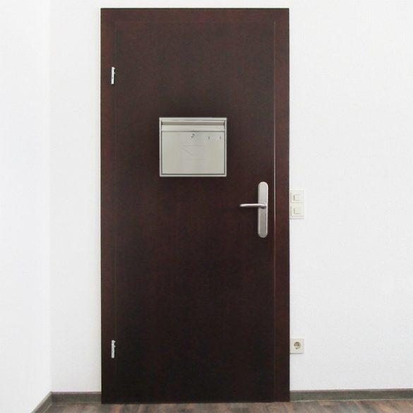 Teramo Inox nemesacél postaláda 320x360x80mm