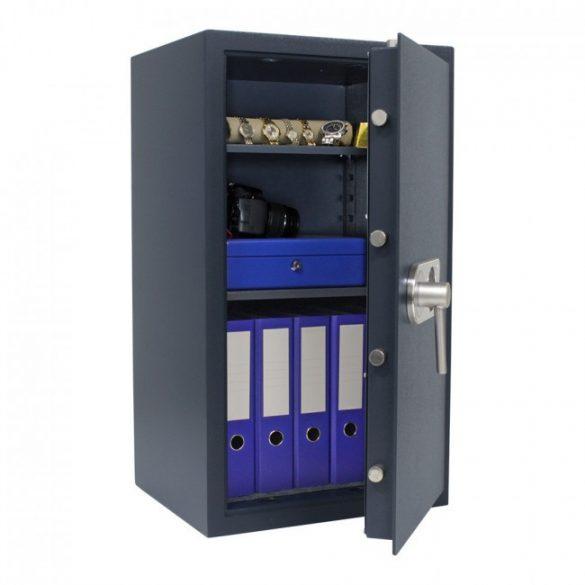 Samoa85 páncélszekrény elektronikus zárral 860x490x410mm