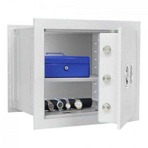 StoneSE45 Premium fali páncélszekrény elektronikus zárral 430x490x385mm