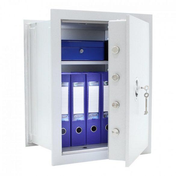 StoneSE65 Premium fali páncélszekrény kulcsos zárral 630x490x385mm