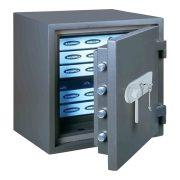 FireProfi50 Premium tűzálló páncélszekrény elektronikus zárral 490x480x445mm